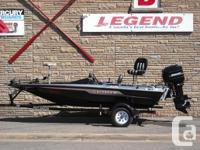 1992 15' Spirit Bass Boat, 1993 Mercury 90 2 stroke &