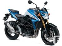 new gsx-s750 . order in .Experience the futuristic