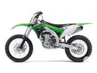 GO GREEN OR GO HOME NEW 450 CROSSERKX design philosophy