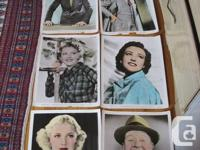 I am selling a whole lot of 7 genuine classic old