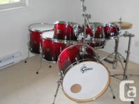 Please have a look at this gorgeous 7 piece maple drum