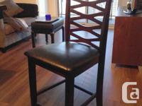 7 piece pub height dining set (Cosmos Furniture brand)
