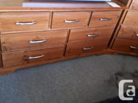 Outstanding value for a locally made solid woo bedroom