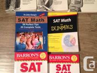 Princeton Assessment 11 Method Tests for the SAT & PSAT