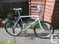 Nice quality bike,Completely serviced,has fenders and
