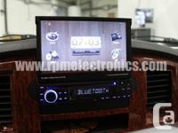 "7"" Flip-Out Universal Single DIN DVD GPS In-Dash Gamer"
