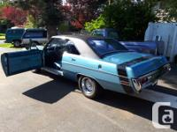 Make Dodge Year 1970 Colour B3 Blue Trans Automatic
