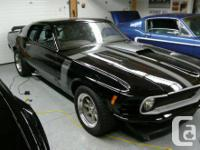 Brought back 70' Fastback ... entirely returned for