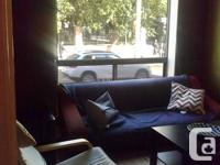Room available for a summer sublet in a 2 br apartment.