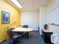 Regus. . .No drop in fees outside of your home centre!