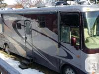 2007 Newmar Kountry Star, 22991 mis, This Unit needs a