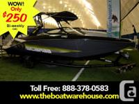 BRP Twin 200 Rotax engines wake board tower tower