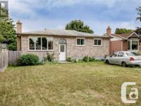 Overview Looking For A Project? This All Brick Bungalow
