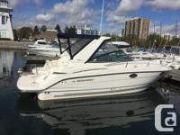 one owner Boat!! Low HoursFeatures:- Microwave- City