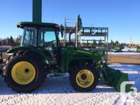 5101E 2009 John Deere 5101E, Utility Tractors, CAB,