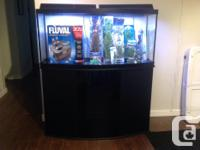 72 gallon aquarium and stand. $800.00 obo. New.