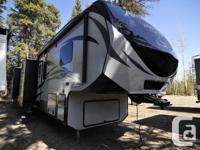 2015 Keystone RV Avalanche 390RB The 1st