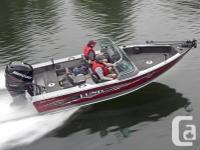 2016 Lund 1875 Pro-V IFSIdeal Fishing boat 200 Verado