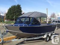 2016 North River 21' Seahawk WRTF The North River