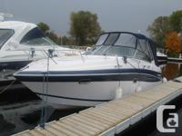 ONE OWNER SINCE NEW LOCAL FRESHWATER BOAT.... No