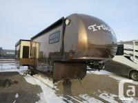 2013 Forest River Trilogy by Dynamax TR3850D3, fully