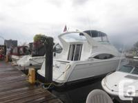 JUST REDUCED AGAIN FOR QUICK SALE,1999 35 feet Carver
