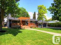 Desirable Pritchard Drive, tastefully renovated house,