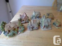 I am selling my whole collection of miniature Lilliput