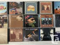 75 South African CDs, all in mint condition. Mostly