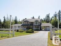 Breathe deep. A tranquil resort in the Comox Valley to