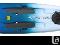 A sit-on-top you can stand up and paddle! The Nalu 12.5