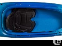 Compact kayak with a lot of volume�that�s the best way