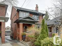 Warm, elegant & cozy mid-block home on highly desirable
