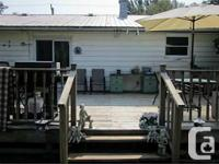 # Bath 1 # Bed 2 Single home on a corner lot in small