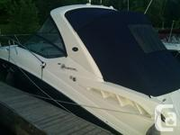 This 2007 - 290 Sea Ray Sundancer is in absolute