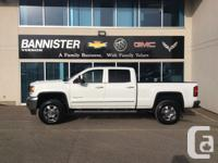 Description: This 2015 GMC K35 Denali, powered with the