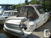 Come and view this beautiful Cruisers Yachts 320