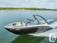 Yamaha's flagship 242 Limited S reaches new heights in