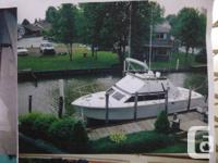 1979 Trojan  30ft Great for fishing.  large back deck,