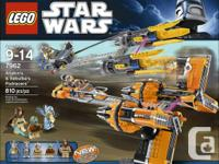 Gently used 7962 LEGO Star Wars: Anakin Skywalker and