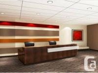 You can have your own private office on Crowfoot in the
