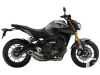 The FZ-09 has been developed around the concept of a