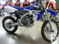 If you are serious about winning, the new YZ250FX could