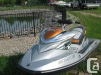 2008 Sea-Doo RXP-XOnly 85 Hours, Cover included ready