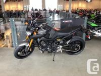 FZ09Introducing the 2015 FZ-09, a naked sports roadster
