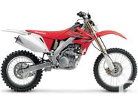 Skilled off-roaders seek a bike that offers an ideal