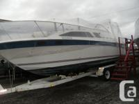 1985 27' Bayliner Ciera, boat comes with a 260 Volvo