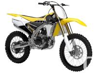2016 Yamaha YZ250F 60th AnniversaryThe fuel-injected