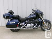 2007 YAMAHA XVZ1300 VENTURE STAR IN YOUR OWN TRAVEL
