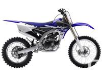 Brand New 2015 Yamaha YZ250FXThe high flying, high